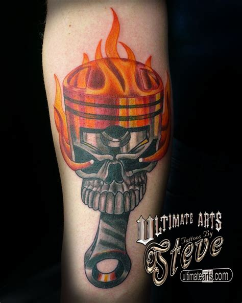 badass skull tattoos 23 best flaming skull tattoos images on skull