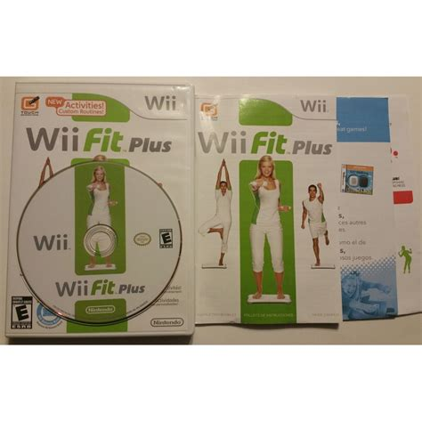 wii console wii fit wii fit plus nintendo wii 2009 igloo