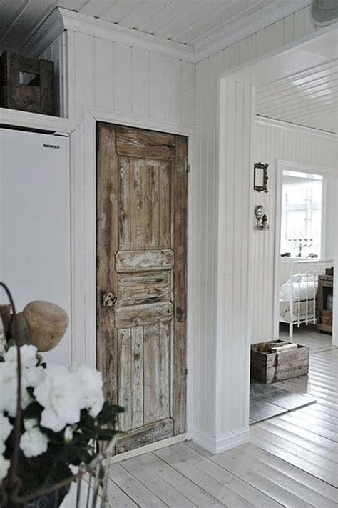 5 ways to use vintage doors