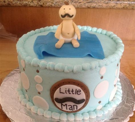 Mustache Themed Baby Shower by Mustache Themed Baby Shower Cakecentral
