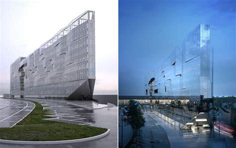 bnl sede centrale design innovativo e classe energetica a per la nuova sede