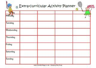 Printable planners and planning sheets for teachers parents and kids