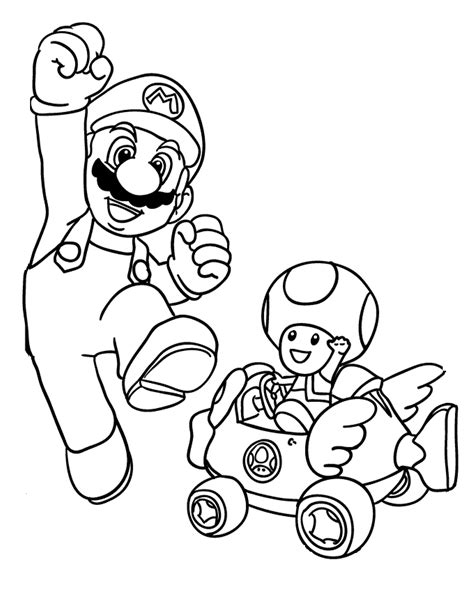 mario mushroom coloring pages mushroom and mario bros coloring pages cartoon coloring