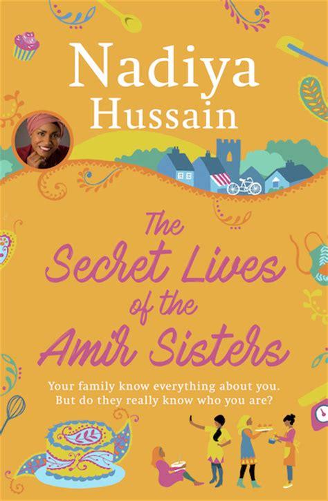 secret live nadiya hussain launches the secret lives of the amir