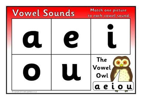 Vowels Printable
