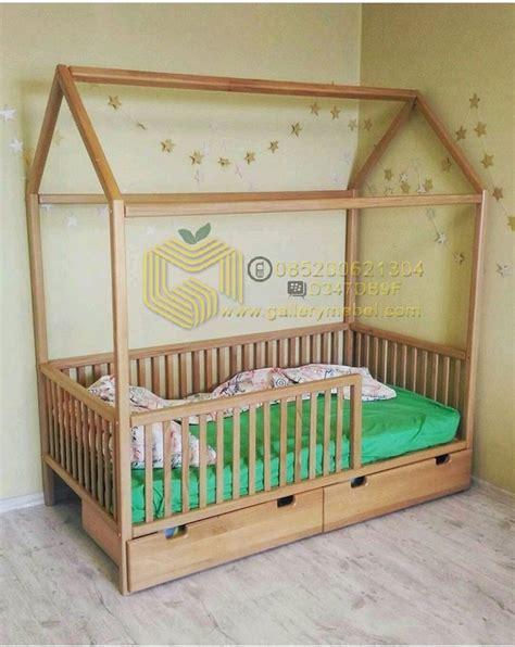 Gambar Dan Ranjang Bayi ranjang bayi bentuk rumah gallery mebel