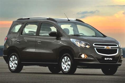 Chevrolet Spin MPV India launch shelved   Car News   MPV
