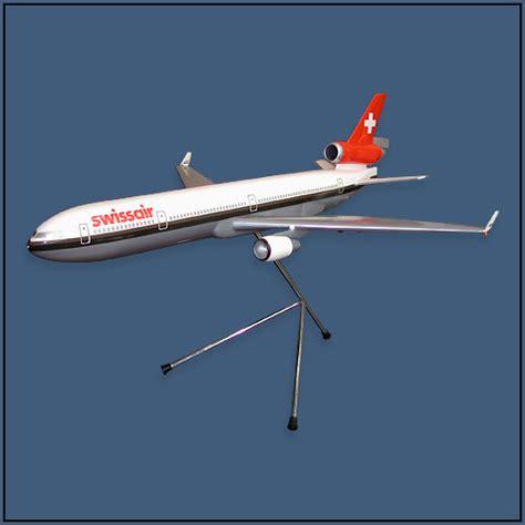 comptoir aviation notamment vendu mcdonnell douglas md 11 swissair