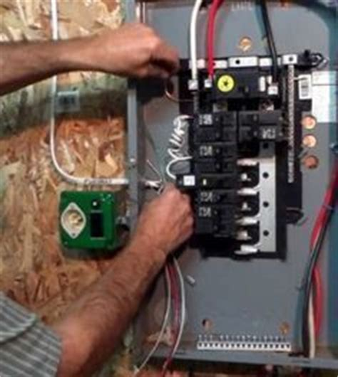 wiring a generator to your house 1000 ideas about electrical wiring on pinterest