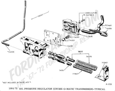 ford c4 transmission diagram ford c4 transmission parts pictures to pin on