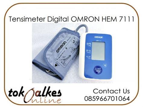 Wrist Tensimeter tensimeter digital omron hem 7111 toko alat kesehatan