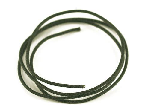wd products gavitt 174 vintage cloth wire black per