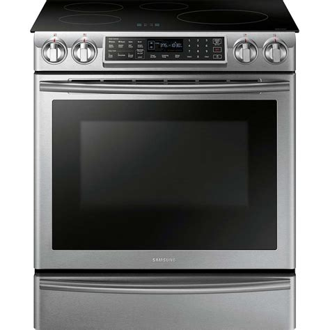 samsung stainless   induction range nekws