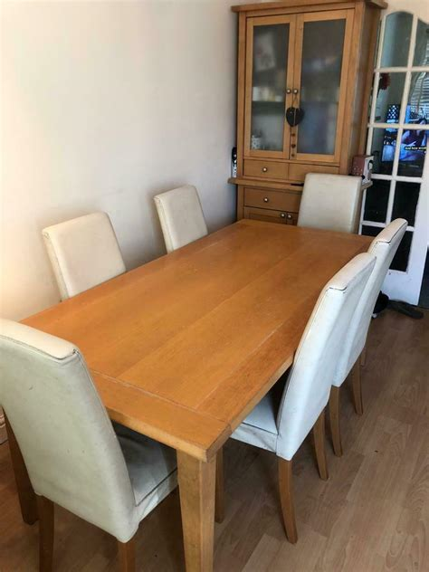 large dining room table   chairscollection