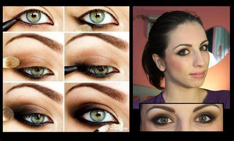 makeup tutorial occhi castani smokey eyes occhi castani wb71 pineglen