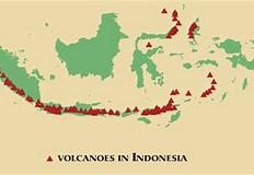 Map of Indonesia Volcanoes に対する画像結果