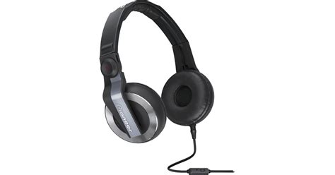 Headphone Hdj 500 hdj 500t dj headphones with in line mic black pioneer dj