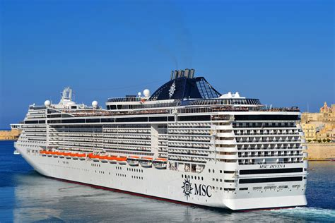 Largest Cruise Line catching up with msc fantasia class cruise ships
