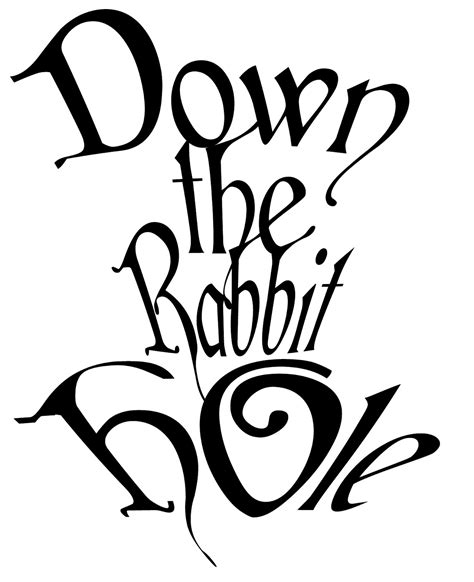 Keyhole Doorway by Down The Rabbit Hole And Free Tea Time Printable The