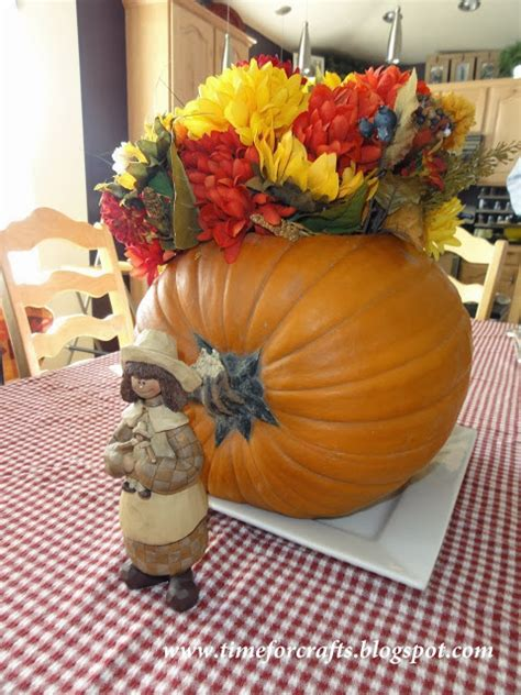 thanksgiving centerpiece craft for time for crafts thanksgiving table centerpiece