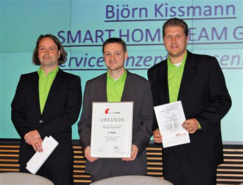 smart home team rostocker belegen 2 platz beim smarthome award