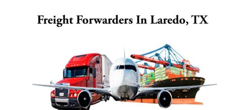 santos international provides freight forwarding services to the businesses in laredo tx the