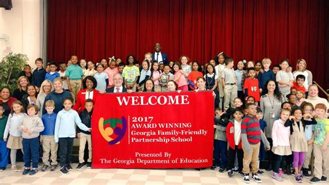 Friendly Mba Schools by Garden Elementary Receives 2017 Department