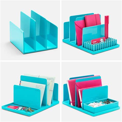 aqua fin file sorter aqua desk accessories