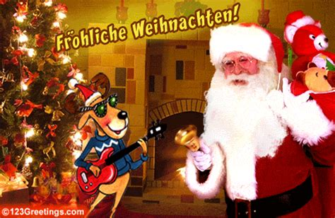 ein frohes weihnachtsfest  german ecards greeting cards