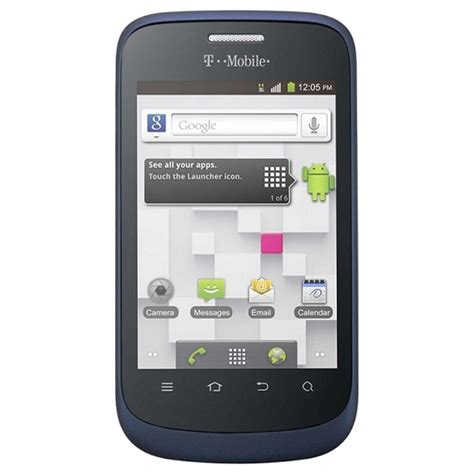 used android phones zte concord basic android gps wifi phone tmobile mint condition used cell phones