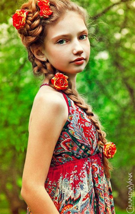 pimpandhost natural angels cute formal hairstyles for little bridesmaids vol 2