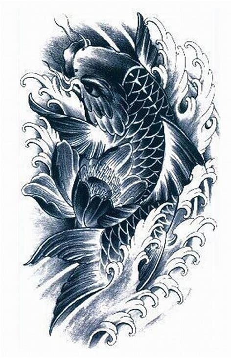 blue koi tattoo designs purple koi fish designs www pixshark images