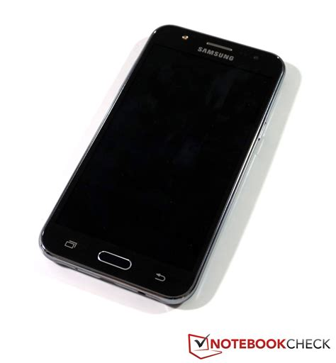 samsung galaxy j5 smartphone review notebookcheck net reviews