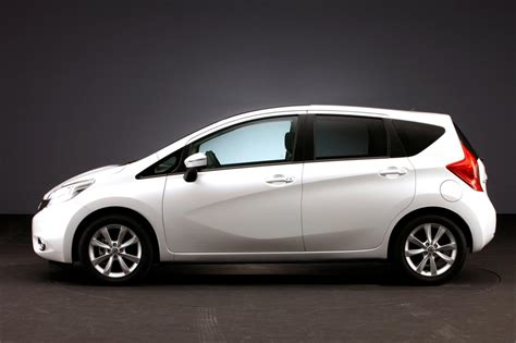 nissan note 2013 nissan unveils 2013 euro spec note video autoevolution