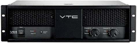 Power Sound Bell Up Vtc Pro Audio 4000 Watt Stereo Power Lifier Mcquade Musical Instruments