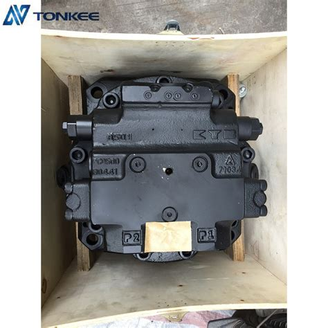travel motor excavator pc800 excavator travel motor oem new kyb drice