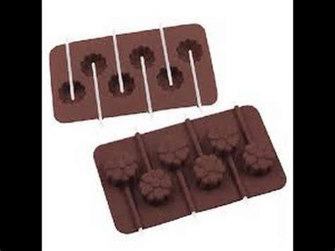 moldes para paletas de chocolate en los angeles como hacer paletas de chocolate con moldes youtube