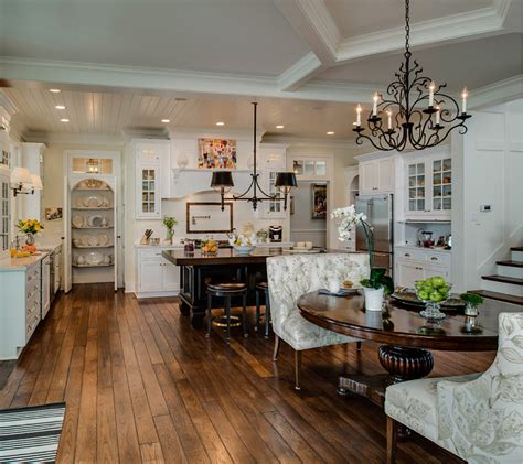 kitchen design traditional home coastal home with traditional interiors home bunch
