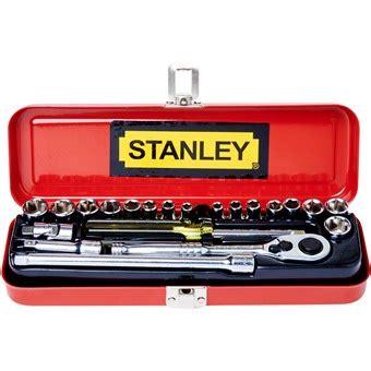 One Set 507 stanley socket set 1 4 21pc mm af 89 507 tool sets horme singapore
