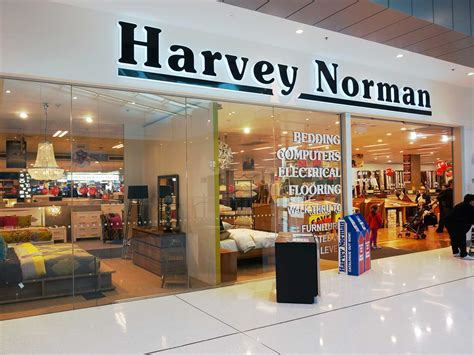 go harvey norman omni channel articles strategy
