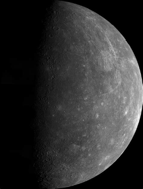 More Pictures of Mercury