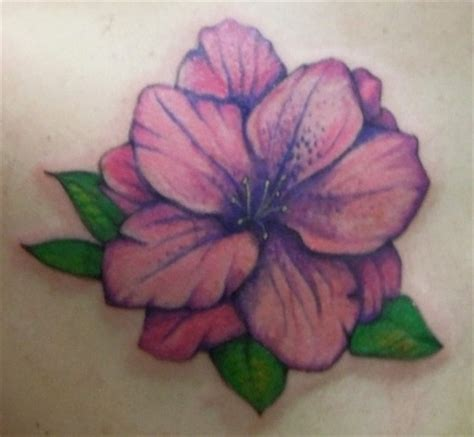 azalea tattoo designs azalea flower i m gonna get a matching with my