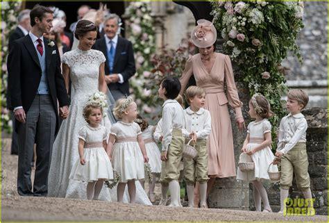 kate rockwell wedding prince george princess charlotte were so cute at pippa