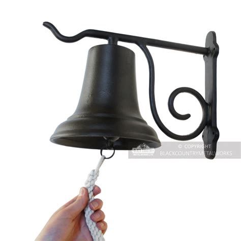 issadora trailing vine wall mounted bell black country