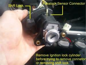 2002 Pontiac Grand Am Ignition Switch 2003 Pontiac Grand Am Locking Steering Wheel Electrical