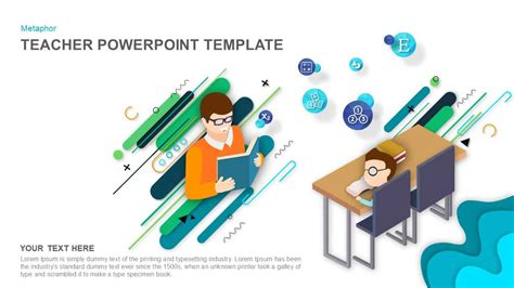 Teacher Powerpoint Templates And Keynote Slide Slidebazaar Slides Templates For Teachers
