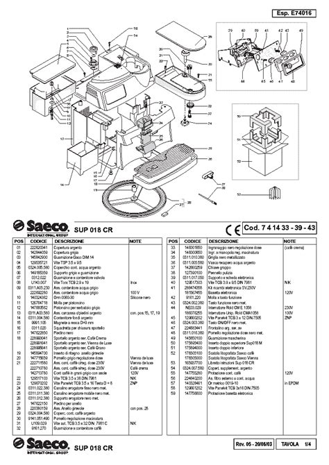 royal touch l repair service manual saeco vienna deluxe repairs bertylfaces