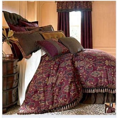 Chris Madden Bedding by Chris Madden Viale Comforter Set New