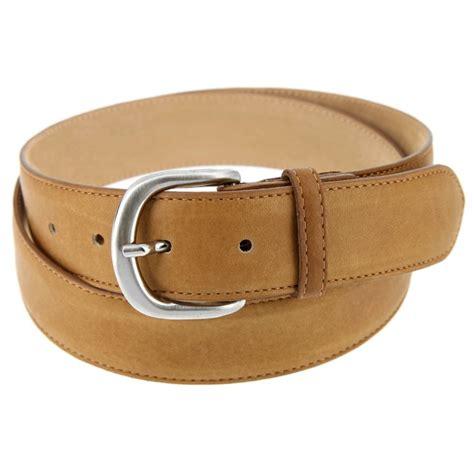 leather belt in camel the belt factory