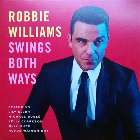 robbie williams swings both ways songs robbie williams swings both ways